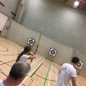 Cropped square archery 6